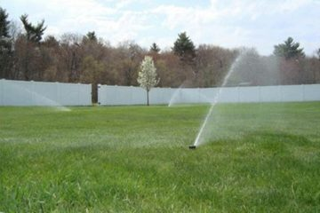 Irrigation, Water Features, and Lighting